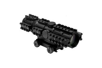 Ncstar Tri-Rail Series 2-7X32 P4 Sniper Compact Scope