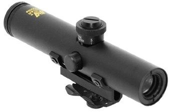 Ncstar Tactical Series 4X22 W-AR15 Compact Rifle Scope