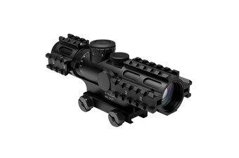 Ncstar Tri-Rail Series 2-7X32 Rifle Compact Scope