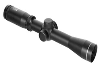 Ncstar Pistolero Series 2-7X32e Red Ill. Reticle Pistol Scope