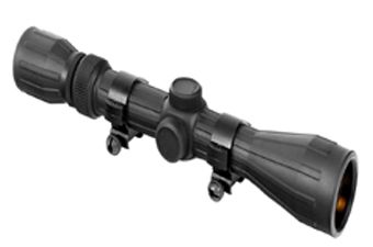 Ncstar Rubber Armored 3-9X40 Rubber Airsoft Scope