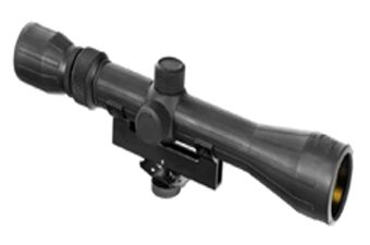 Ncstar Rubber Armored AR15 3-9X40 Rubber Scope