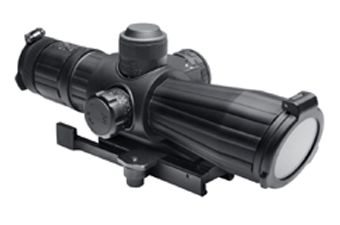 Ncstar SRT Series 4X32 Rubber Compact Mil Dot Rifle Scope
