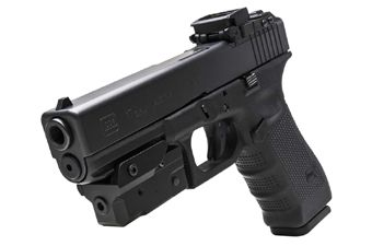 NcSTAR Pistol Laser Sight with KeyMod Undermount