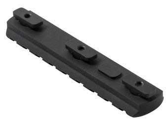 Ncstar M-LOK Medium Picatinny Rail - 9 Slot