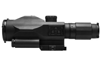 NcSTAR VISM GEN3 SRT P4 Sniper 3-9x40 Scope
