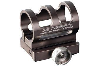 Nitecore Gun Metal Mount