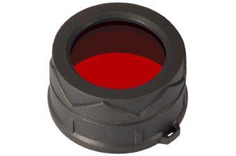 Nitecore RGB Flashlight 34Mm Red Filter