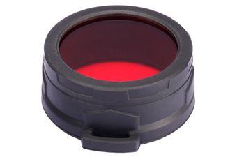 Nitecore LED Flashlight 60Mm Red Filter