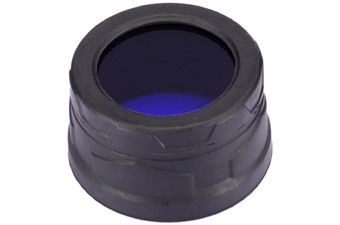 Nitecore 34Mm Diameter Blue Filter