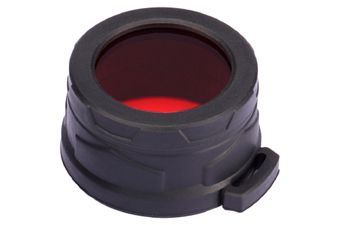 Nitecore 34Mm Diameter Red Filter