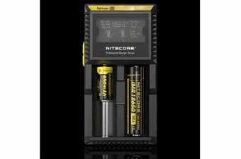 Nitecore D2 Universal Smart Charger