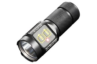 Nitecore EC1 Black LED Flashlight