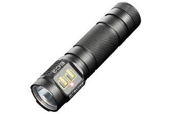 Nitecore EC2 Black LED Flashlight