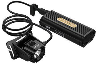 Nitecore HC70 1000 Lumen Headlamp