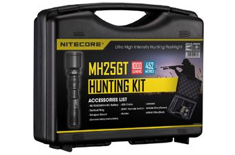 Nitecore MH25GT Tactical Hunting Flashlight