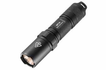 Nitecore 180 Lumens MT1A LED Flashlight