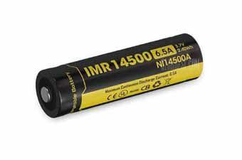 Nitecore NI14500A Battery