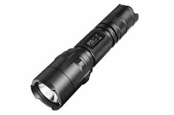 Nitecore 800 Lumens P20 LED Flashlight
