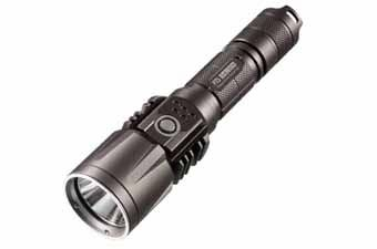 Nitecore P25 Black 960 Lumens Flashlight Black