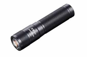 Nitecore 120 Lumens SENS AA LED Flashlight