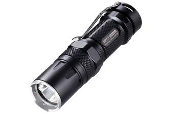 Nitecore 550 Lumens SRT3 Black LED Flashlight,