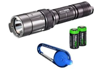 Nitecore 930 Lumens SRT6 Grey LED Flashlight