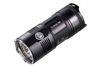 Nitecore TM06 3800 Lumens Flashlight