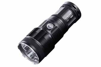 Nitecore 2650 Lumens TM15 LED Flashlight