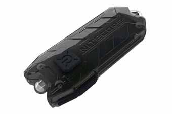 Nitecore TUBE 45 Lumens Flashlight Black