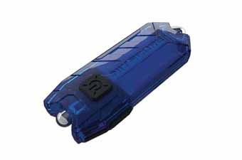 Nitecore TUBE 45 Lumens Flashlight Blue