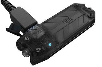 Nitecore TUBE UV 365nm Ultraviolet Keychain Light