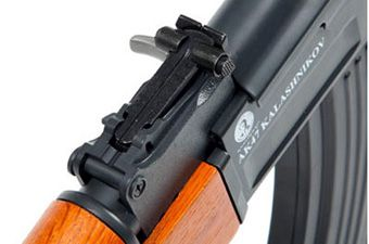 Kalashnikov AK47 Premium Electric Airsoft Rifle Full Metal/ Wood