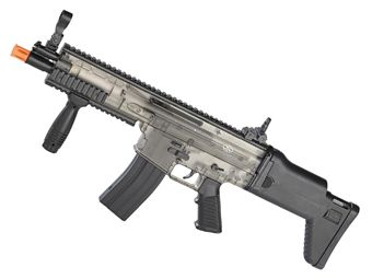 FN Herstal SCAR-L Clear Spring Airsoft Rifle
