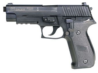 Sig Sauer P226 Navy Airsoft Pistol Blowback