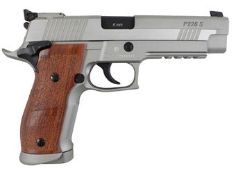Sig Sauer P226 X-Five Blowback Pistol