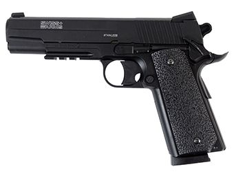 Swiss Arms 1911 Steel BB CO2 Gun