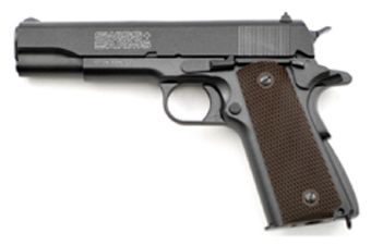 Swiss Arms 1911 .177 Caliber CO2 BB Pistol