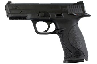 Smith & Wesson M&P9 Airsoft Pistol CO2 Blowback