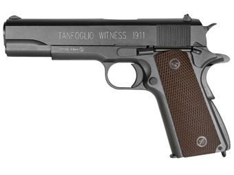 Tanfoglio Witness 1911 BB Pistol Blowback