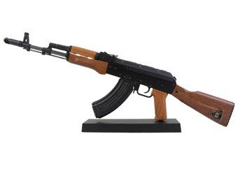 AK47 1:4 Scale Model Rifle Display