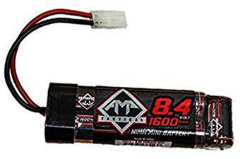8.4V 1600mAh NiMH AEG Mini Battery
