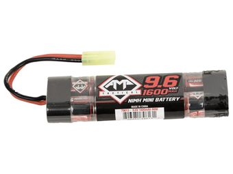 9.6V 1600mAh NiMH AEG Mini Battery