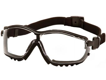 V2G H2X Anti-Fog Lens Safety Goggles