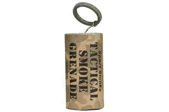 Sport Smoke Tactical Smoke Grenade 2-Mins