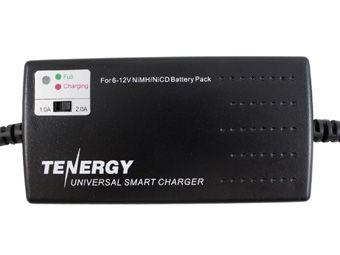 Tenergy NiMH/NiCd 6V - 12V Smart Charger