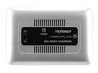 Tenergy 1-4 Cells Li-Po/LiFe Balance Charger
