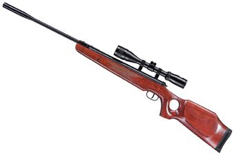 Ruger Air Hawk Elite Combo Pellet Rifle