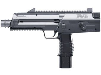 The Umarex Steel Storm Tactical BB Gun