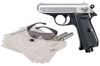 Walther PPK S  Bi Color Kit Air Pistol